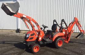 kioti cs2410 sub compact tractor garage j l lefrançois used