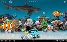 aquarium halloween 3d aquarium live wallpaper android apps on google play
