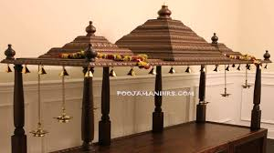 pooja room design for small house youtube