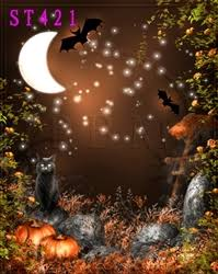 ultralite halloween backdrops
