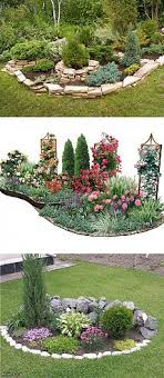 Ideas Garden Stunning Rock Garden Design Ideas Rock Garden Design Corner And