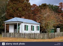 shotgun house shotgun house rural life museum baton rouge louisiana usa