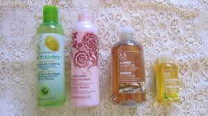 top five bath and body products of 2013 lebeautymix 2013 best bodycare 5