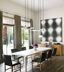 Lighting In Dining Room Dining Room Lighting Entrancing Dining Room Modern Chandeliers