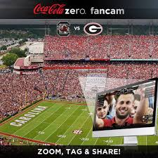coke zero fan cam the cokezero fancam is now live prove south carolina gamecocks