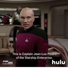 Capt Picard Meme - 25 best memes about jean luc picard jean luc picard memes