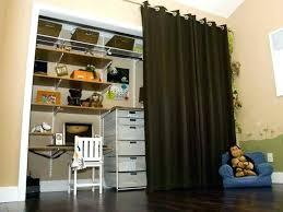 Cheap Closet Door Ideas Closet Curtain Ideas Closet Covering Ideas Bedroom Closet Curtain