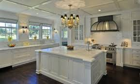Kitchen Cabinets White Shaker Perfect Kitchen Cabinets White Dark Floors Intended Decorating Ideas