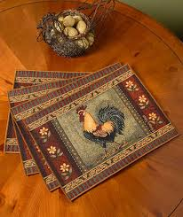 table runner or placemats tapestry table runner or placemat sets the lakeside collection