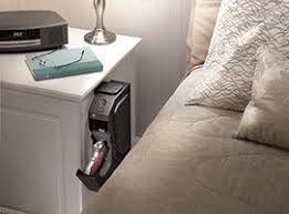 bedroom gun safe best places to put a gun safe in your home gunvault