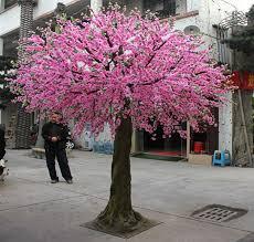 china manufacturer high quality artificial blossom tree high