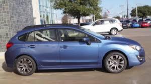 2016 subaru impreza hatchback grey 2016 subaru impreza 2 0i sport premium with moonroof 5 door for