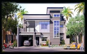 house design architect philippines decoration latest modern house designs two storey front view home