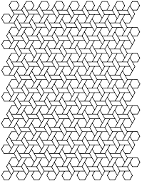 geometric design coloring pages printable coloring page for kids