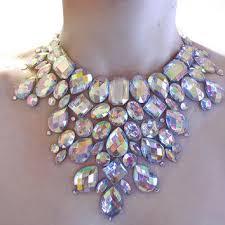 big rhinestone necklace images Best dramatic necklaces products on wanelo jpg