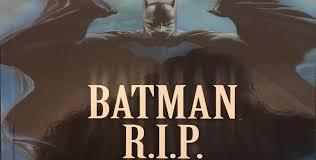 batman r i p review gotham archives