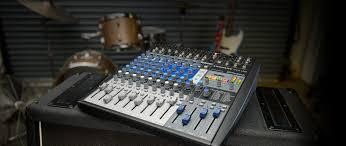 Recording Studio Mixing Desk by Studiolive Ar12 Usb Presonus