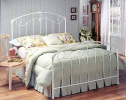 amazon com maddie victorian inspired metal headboard in glossy