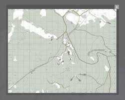 Dayz Sa Map Dayz 0 60 In Game Map Tisy Millitary Base Dayz Tv