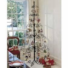 ornament tree wrought iron christmas tree metal christmas tree ornament tree