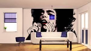 Mural Art Designs by Wall Murals Wallpaper Mural Wall Art Wallsheaven Com Youtube