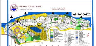 Forest Park Map Farran Forest Park Corko Autumn League No 4 September 18th