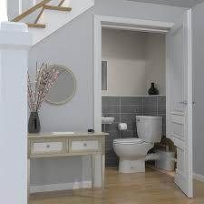 18 best upflush macerating toilets saniflo saniaccess2 upflush toilet complete system w macerator