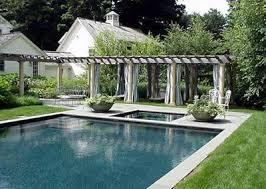 Pool Pergola Designs by Casually Elegant Pools U0026 Pergolas Pinterest Pergolas