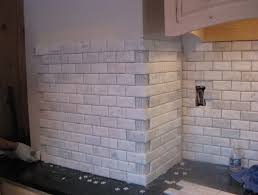 Installing Tile Backsplash Installing Glass Tile Backsplash In Corners Home Design Ideas