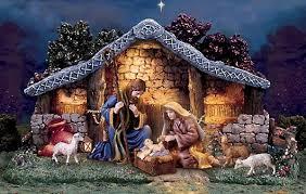 nativity sets from family