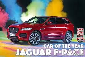 New Jaguar F Pace 25t 2 0 Litre Turbo Petrol Review Pics Car Of The Year 2016 Jaguar F Pace Auto Express