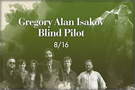 Blind Piolet Win Tickets To Gregory Alan Isakov And Blind Pilot Giveaways