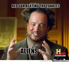 Funny Red Sox Memes - red sox vs yakees by montreal41 meme center