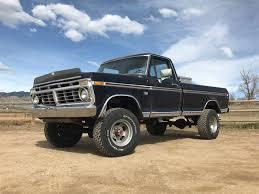 Ford F250 Truck Engines - meet rusty boy my new 1974 f 250 highboy superleggera the fast