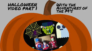 halloween treats for kids spider fight l the adventures of the