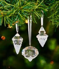 crystal ornaments holiday u0026 christmas shop dillards com