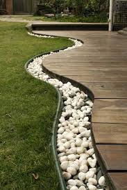 scaping capital landscaping river rocks river rocks garden ideas