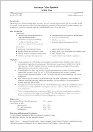 account receivable specialist resume professional resumes