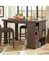don u0027t miss this deal on bellamy deep weathered pine counter height