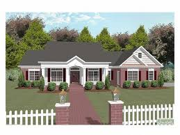 one story country house plans simple houses