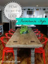 farmhouse decorating ideas how to get the look dwell beautiful