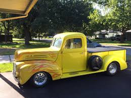Ford Vintage Truck For Sale - nicely modified 1946 ford f 100 custom truck for sale