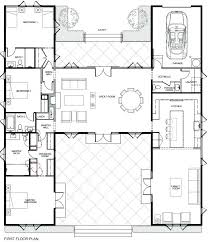 t shaped farmhouse floor plans plans for little houses for sale an h shaped house designed by