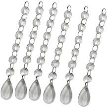 Party Chandelier Decoration by Compare Prices On Acrylic Bead Chandelier Online Shopping Buy Low