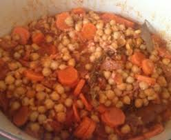 cuisiner pois chiches pois chiches à l espagnole recette de pois chiches à l espagnole