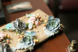 Succulent Boutonniere Succulents Air Plants And Cacti The Perfect Addition To Your