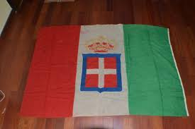 Italian Fascist Flag Bandiere Beautiful And Rare Italian Flag Fighter Of