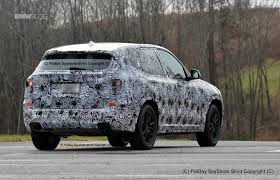 g01 bmw x3 production scheduled for august 2017 launching months