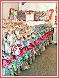 Best 20 Girls Twin Bedding by 32 Best Big Sister Bedding Images On Pinterest Leopards Big