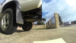 nissan frontier qd32 specs qd32 d22 turbo 2 5 inch straight through exhaust youtube